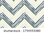 linear chevron fashion print... | Shutterstock .eps vector #1754553380
