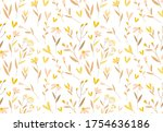 Floral Pattern. Seamless Vector ...