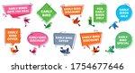 early bird label. sale offer... | Shutterstock .eps vector #1754677646