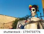 Catrina Skull Puppet As...