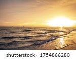 Gorgeous Sunset In Siesta Key