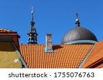 Tile Roofs Of Tallinn. The...