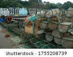Lobster Pots In Tobermory...