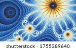 Abstract Meditative Color...