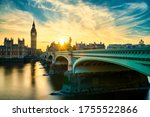 Magical Sunset In London With...