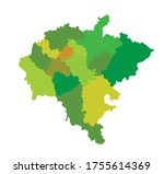volga federal district map... | Shutterstock .eps vector #1755614369