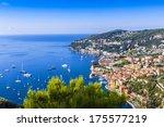 view of mediterranean luxury... | Shutterstock . vector #175577219