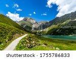 Austrian Pitztal Glacier And...