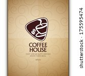 coffee house.   Shutterstock .eps vector #175595474