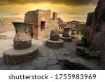 Pompeii Ruins After The...