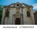 Abandoned Orthodox Church With...