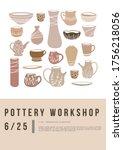 Pottery Workshop   Handdrawn...