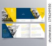 brochure design  brochure... | Shutterstock .eps vector #1756249550