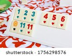 game knuckles  stones for a...   Shutterstock . vector #1756298576