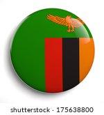 zambian flag   Shutterstock . vector #175638800