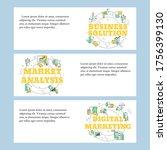 market analysis  business...