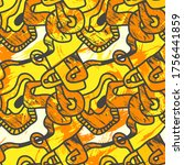 seamless abstract urban...   Shutterstock .eps vector #1756441859