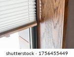 Oak veneer window slopes....