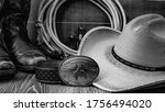 Rustic Country Western Design...