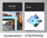 the vector layout of a4 format...   Shutterstock .eps vector #1756954406