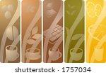 panels depicting various...   Shutterstock .eps vector #1757034
