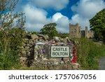 Castle Bolton  North Yorkshire...