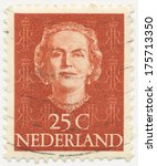 netherlands   circa 1949  a... | Shutterstock . vector #175713350