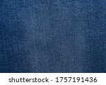 close up denim blue jeans... | Shutterstock . vector #1757191436