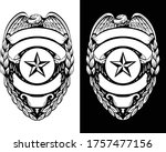 police  sheriff   law... | Shutterstock .eps vector #1757477156