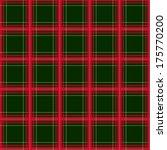 plaid in scottish style  kilt ... | Shutterstock .eps vector #175770200