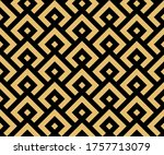 abstract geometric pattern. a... | Shutterstock . vector #1757713079