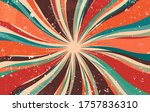 abstract retro dirty grunge... | Shutterstock .eps vector #1757836310