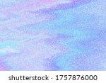 hologram texture abstract... | Shutterstock . vector #1757876000
