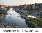 Contaminated River Runs Throug...