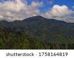 Mount Leconte As Seen From...