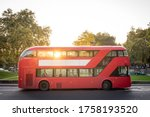 Red Double Decker Bus Of Londo...