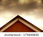 housetop 29 | Shutterstock . vector #175830830
