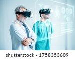 Futuristic Medical Diagnose...