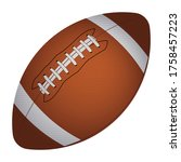 vector american football ball ...