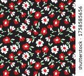 Floral Blossom Pattern...