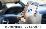hilversum  netherlands  ... | Shutterstock . vector #175872644