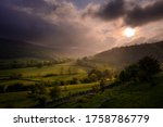 Upper Wharfedale Landscape In...