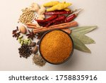Indian Curry Powder With Raw...