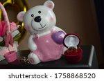 Best Gift   Pink Teddy Bear...