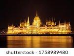 Budapest Parliament Building A...