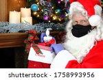 Santa Playing It Safe In 2020