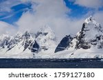 Craggy Mountains And Glaciers...