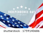 usa independence day 4th of... | Shutterstock . vector #1759140686