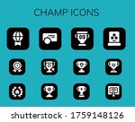 modern simple set of champ... | Shutterstock .eps vector #1759148126