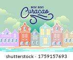 curacao vector building... | Shutterstock .eps vector #1759157693